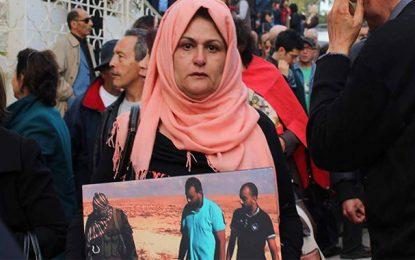 Les parents de Nadhir Guetari en Libye pour chercher leur fils