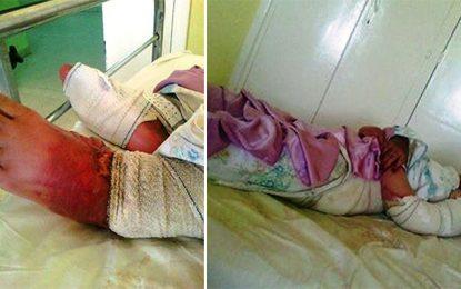 Sousse : Un homme recherché pour avoir brûlé sa femme