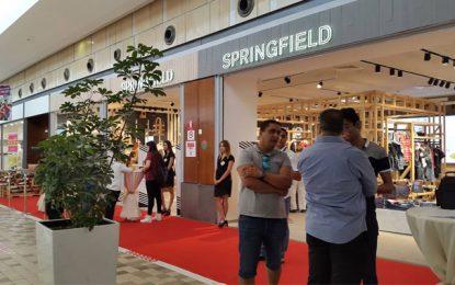 Prêt-à-porter : Springfield et Women'Secret ouvrent à Tunis