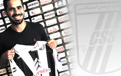 Football : Tijani Belaïd s'engage avec le Club Sfaxien