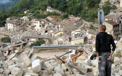 Séisme en Italie : L'ambassade de Tunisie en réunion d'urgence