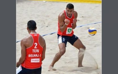 JO-2016 – Beach-volley: La Tunisie s'incline face aux Etats-Unis