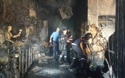 L'incendie de Yasmine-Hammamet est accidentel