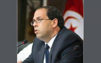 Gouvernement: Youssef Chahed communique via Twitter