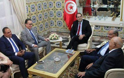 La blague du jour : Ultimatum de Nidaa Tounes à Youssef Chahed