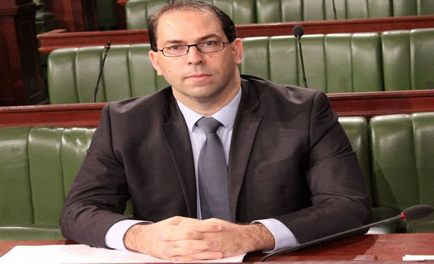 Youssef-Chahed-Parlement
