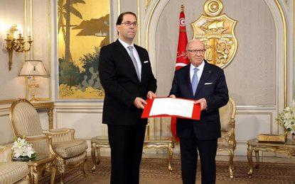 Youssef Chahed nie tout lien de parenté avec Béji Caïd Essebsi