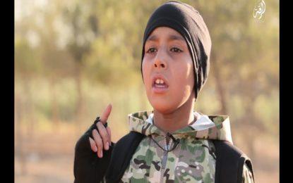 Daech : Un enfant tunisien participe à l'exécution de Kurdes en Syrie