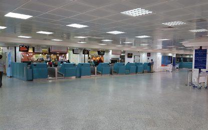 Décès d'une touriste à l'aéroport international de Tunis-Carthage