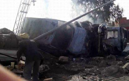 Dernier bilan de l'accident de Kasserine : 16 morts et 60 blessés