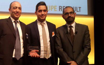 Artes récompensée au Renault P.A.R.I.S Challenge Mondial