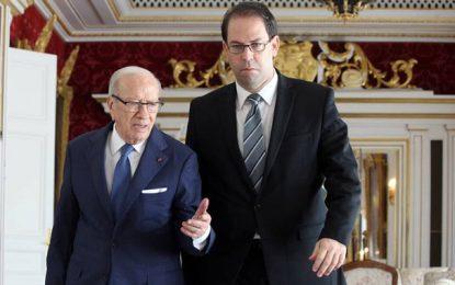 Tunisie : Le message codé de Béji Caïd Essebsi à Youssef Chahed
