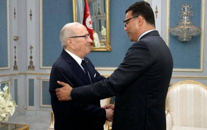 Caïd Essebsi-Rahoui : Main dans la main pour faire partir Chahed !