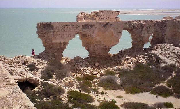 Borj-El-Castil-Djerba