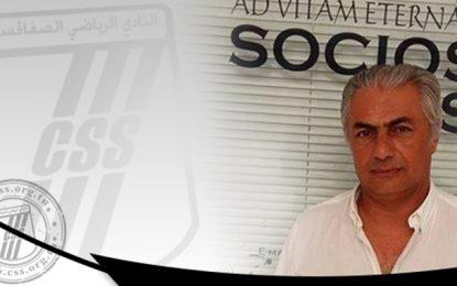 Foot-Club Sfaxien: Terminus pour Chiheb Ellili