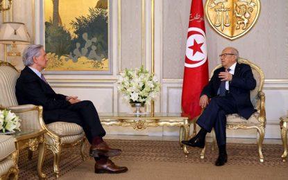 Pourquoi Caïd Essebsi n'a pas décoré l'ambassadeur Gouyette