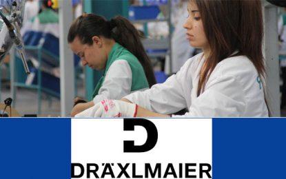 Dräxlmaier recrute plus de 350 employés pour son usine de Sousse