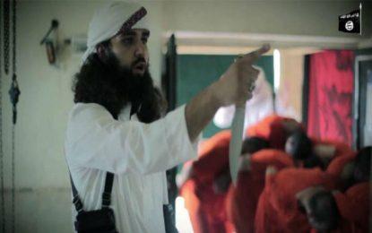 Terrorisme: 19 Syriens égorgés par Daech comme les moutons de l'Aïd