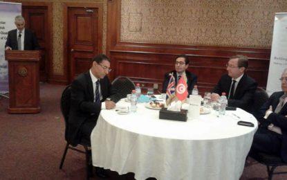 L'investissement au cœur de la coopération tuniso-britannique