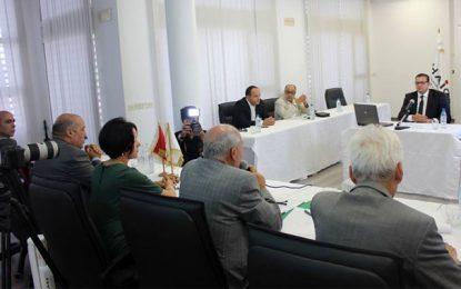Haïca: Audition d'Elyes Gharbi, candidat au poste du Pdg de la télévision nationale