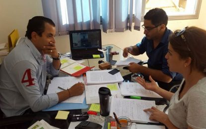 El Hiwar Ettounsi: Hamza Belloumi reprend «El Hak Maak» de Tunis 7