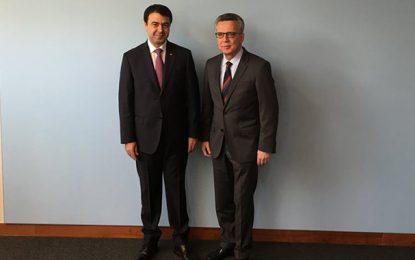 Sécurité : Coopération entre la Tunisie et l'Allemagne