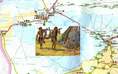 Archéologie: L'Homo sapiens vivait en Tunisie il y a 100.000 ans