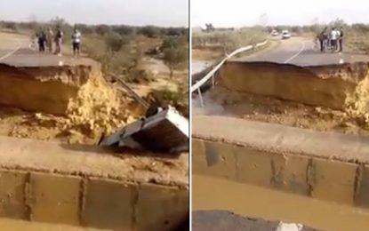 Inondations Monastir : Un corps extrait de la boue à Jemmal