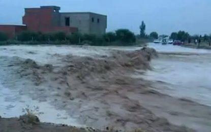 Kairouan : L'enfant noyée samedi retrouvée ensevelie sous la boue