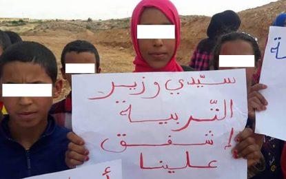 Kasserine : Plus de 1200 élèves déscolarisés