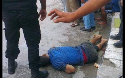 Kram : Un homme fauché par une voiture de police