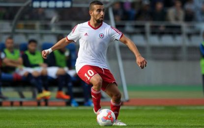Foot : L'international tunisien Naim Sliti intéresse Lens