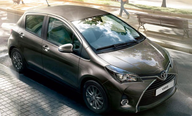 bsb lance la nouvelle toyota yaris en tunisie kapitalis. Black Bedroom Furniture Sets. Home Design Ideas