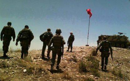 Jebel Mghila : Deux soldats blessés dans l'explosion d'une mine