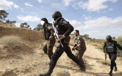 Kef : Arrestation de 3 terroristes en route vers la montagne