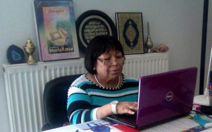 Saida Agrebi obtient l'asile politique en France