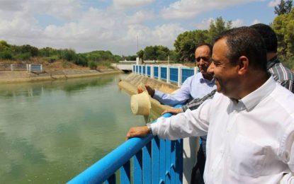 Le ministère de l'Agriculture est-il capable régler le problème de l'eau?