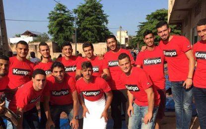 CAN-Hand: L'Equipe Tunisie junior championne d'Afrique