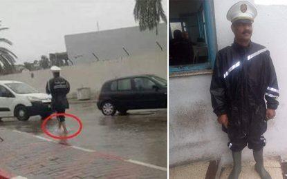Inondations à Sfax : Nejib Bannani, «l'agent aux pieds nus»