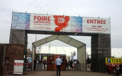 La Tunisie à la Foire européenne de Strasbourg : Des niches à exploiter