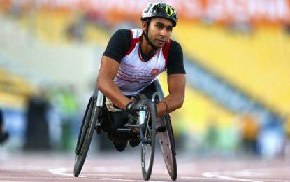 Jeux paralympiquesde Rio : Walid Ktila offre à la Tunisie une 5e médaille d'or