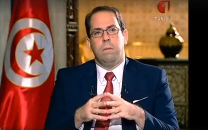 Chahed: «Aucun ministre ne quittera le gouvernement»