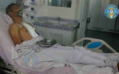 Kasserine : Agressé par un ancien détenu, un agent pénitentiaire en soins intensifs