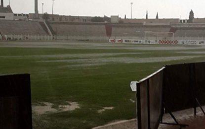 Inondations à Sousse : Report du match ESS-US Ben Guerdane