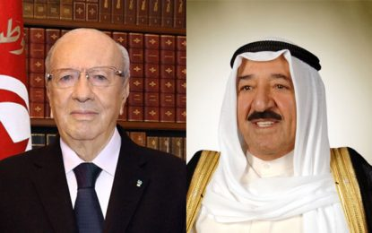 Tunisie 2020: Caïd Essebsi invite l'émir du Koweït