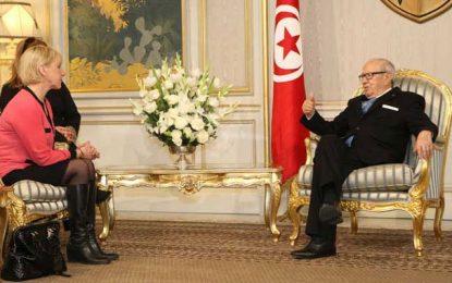 Tunisie – Suède : Visite de travail à Tunis de Margot Wallström