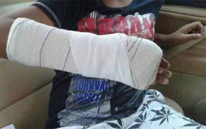 Ben Arous : Un instituteur fracture les doigts de son élève