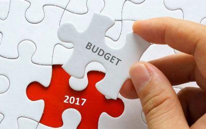 Budget de l'Etat 2017 : Le taux de croissance escompté fixé à 2,3%