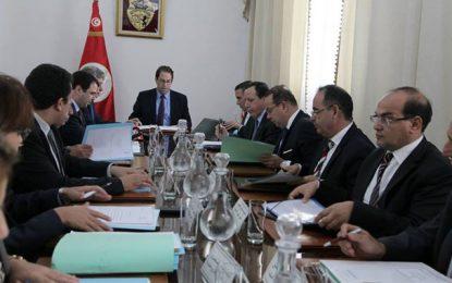 Examen d'un projet de loi sur la lutte contre l'enrichissement illicite