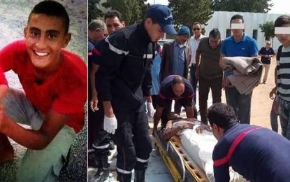 Chebba : Décès de l'élève Helmi qui a mis le feu à son corps